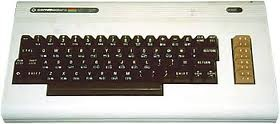 Commodore Vic 20, 80s computer